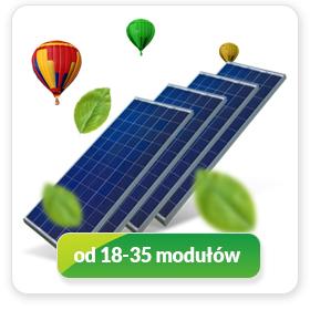 Instalacja 5 kWp – 10 kWp