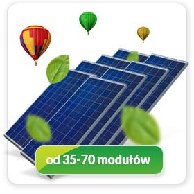 Instalacja 10 kWp – 20 kWp