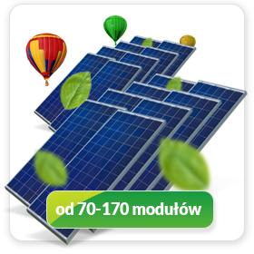 Instalacja 20 kWp – 50 kWp