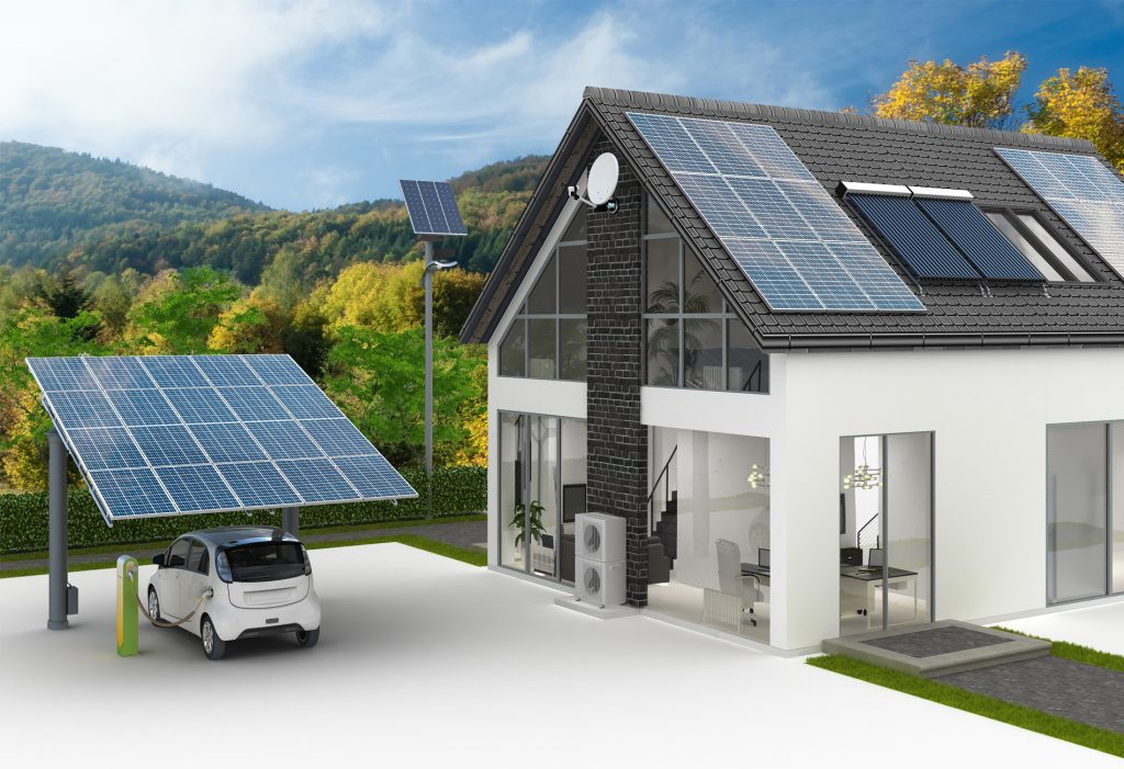 Fotowoltaika dla Domu - Energy Saver
